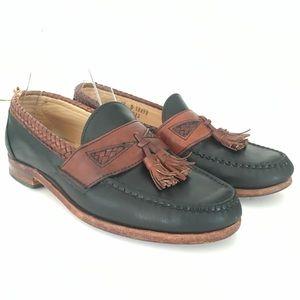 Allen Edmonds Maxfield Leather Tassel Loafers